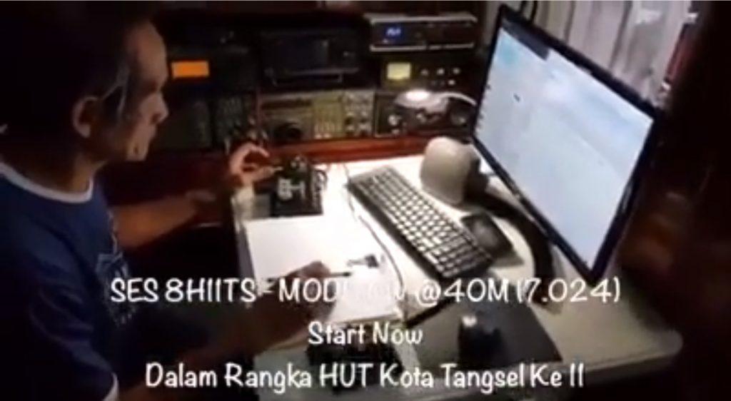 CW di Special Call 8H11TS Kota Tangerang Selatan