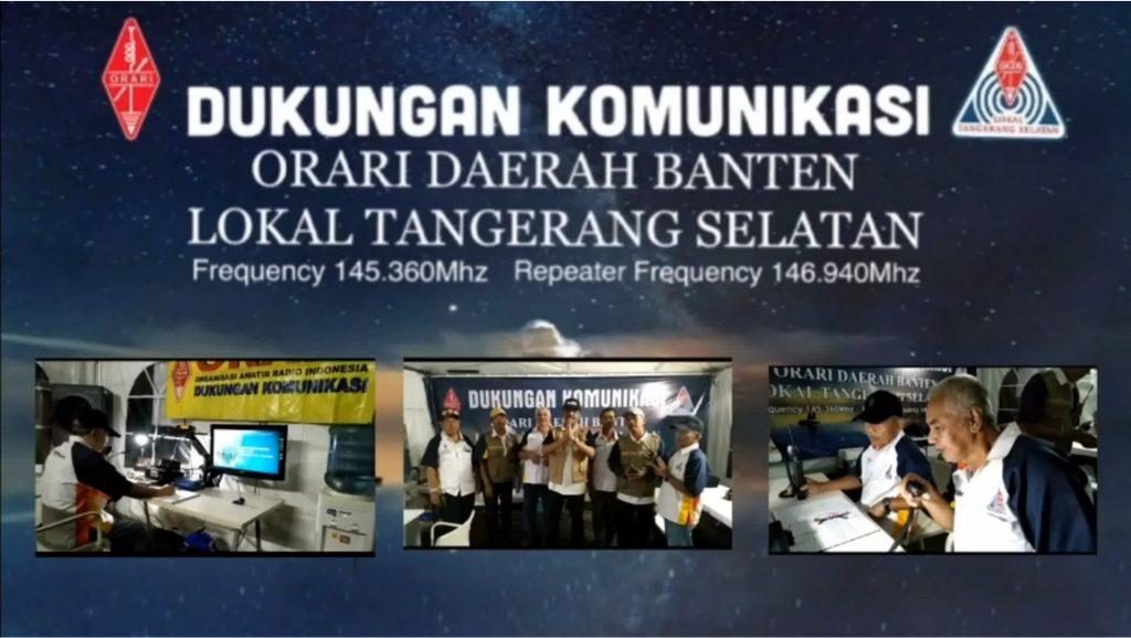 Dukom Orari Lokal Tangerang Selatan 2019