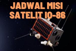 Jadwal Misi Satelit LAPAN-A2/LAPAN-ORARI (IO-86) Periode 31 Agustus – 6 September 2020