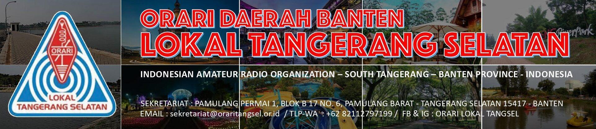 ORARI Lokal Tangerang Selatan